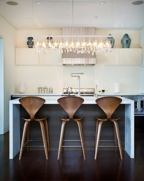 Love the Cherner chairs!