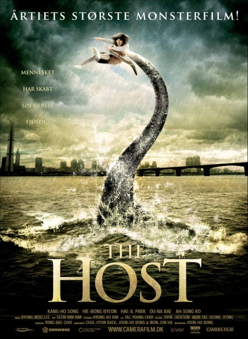 Films in 2012—#204 The Host 3D (Bong Joon-ho, 2006)* *3D conversion version set to be released in 2013