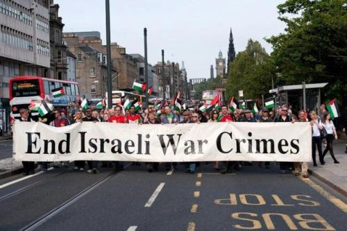 auzubillah:  Activists around the world for Palestine