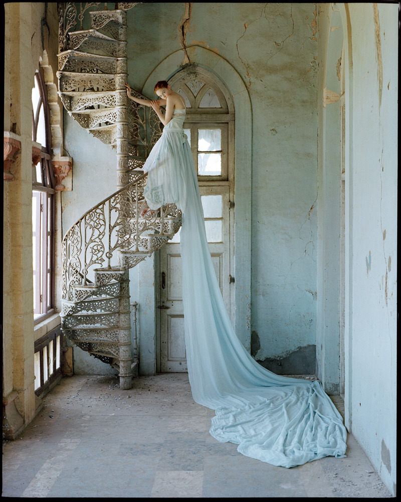 Lily Cole by Tim Walker, 2005
