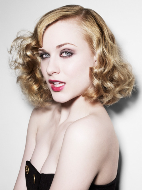 bohemea:  Evan Rachel Wood by Rankin