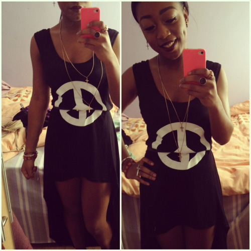 caramelfashionista:  Yesterdays OOTD, whoop hackney weekend was the best day ever!