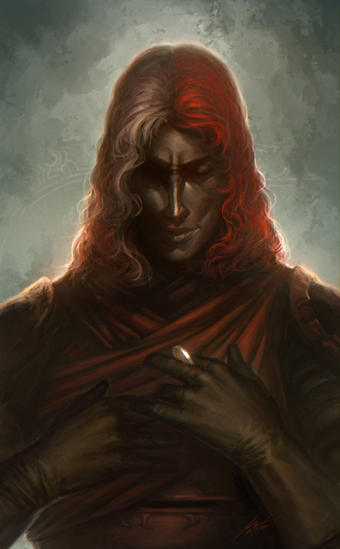 arkhane:  Valar Morghulis by *ArtMagix Jaqen H'ghar from Game of Thrones.