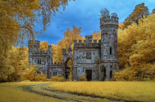 medievallove:  The Towers, Lismore, Co. Waterford - Explore #195 by Owen O'Grady on Flickr.