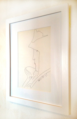 Extremely proud to have an original piece of Moebius art in my collection. A drawing of the beautiful Starwatcher is now mounted and framed, gracing my wall. Something which I've always dreamt of. Rest in peace master Giraud …
