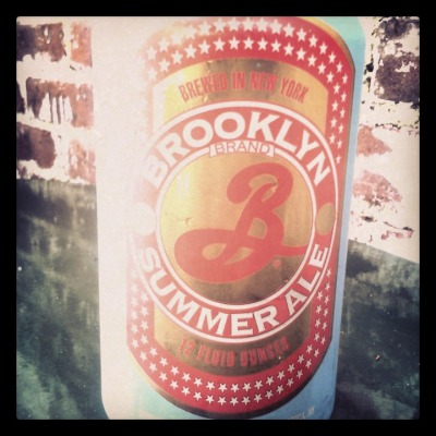 Brooklyn Brewery Summer AleHometown: Brooklyn, NY c. 1994 Drank: Andover, MA Best Consumed: With a burger, with brunch, in the summer on a patio Review: Skip some other seasonal brews for this one, great taste that's light and refreshing ABV: 5% If you really care: http://brooklynbrewery.com/brooklyn-beers/seasonal-brews/brooklyn-summer-ale