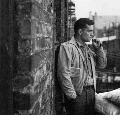"(via Flavorwire » The Best Life Advice from Jack Kerouac) ""The only truth is music."""