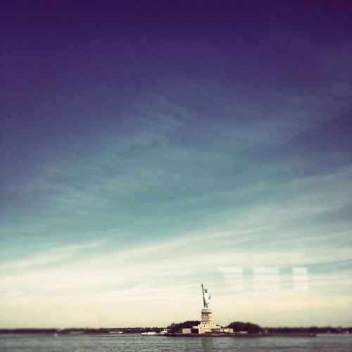 She said be free. #liberty (Taken with Instagram)