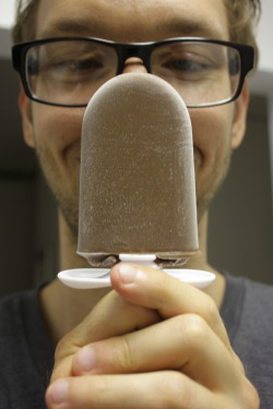 Chocolate Popsicle too!