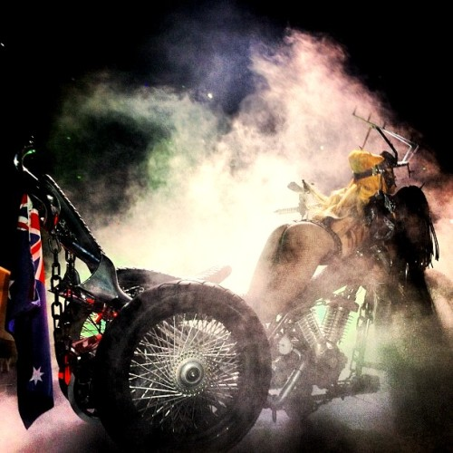 retrodancemonster:  HEAVY METAL LOVER @ BTW BALL, SYDNEY AUSTRALIA, JUNE 21 2012