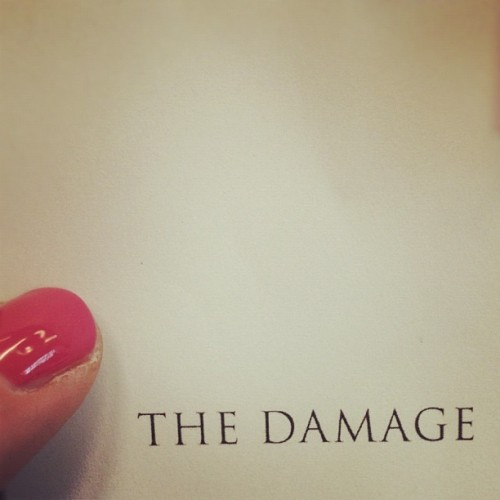 Malmaison The Damage not The Bill #loveit (Taken with Instagram)
