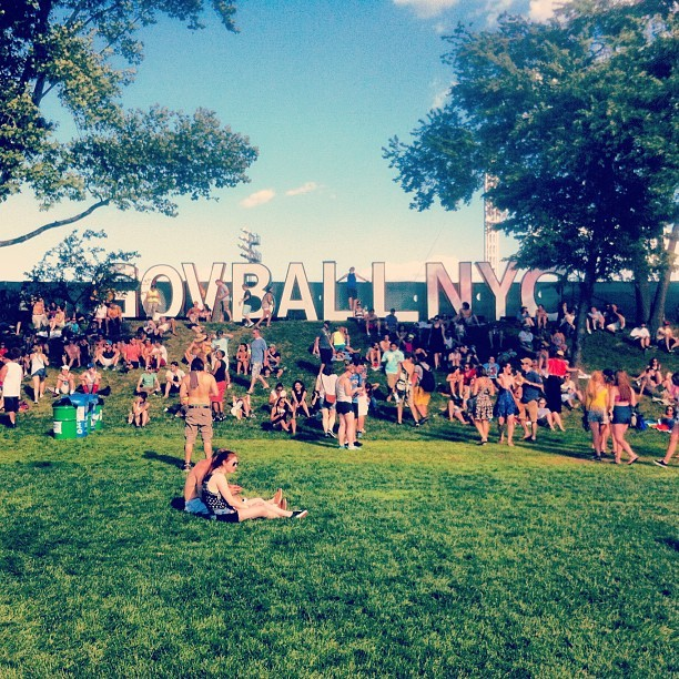 #govballnyc  (Taken with Instagram)