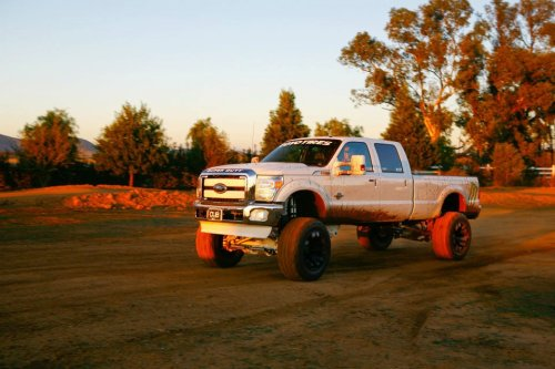 Monster Ford superduty (2)
