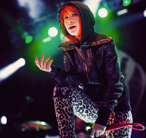 94/100 favorites photos of Hayley Williams (♫♪♫)