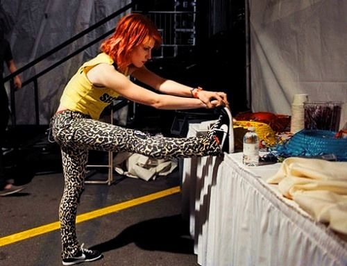 97/100 favorites photos of Hayley Williams (♫♪♫)