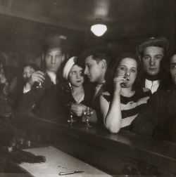 Germaine Krull - Bal musette Paris, France, 1928.
