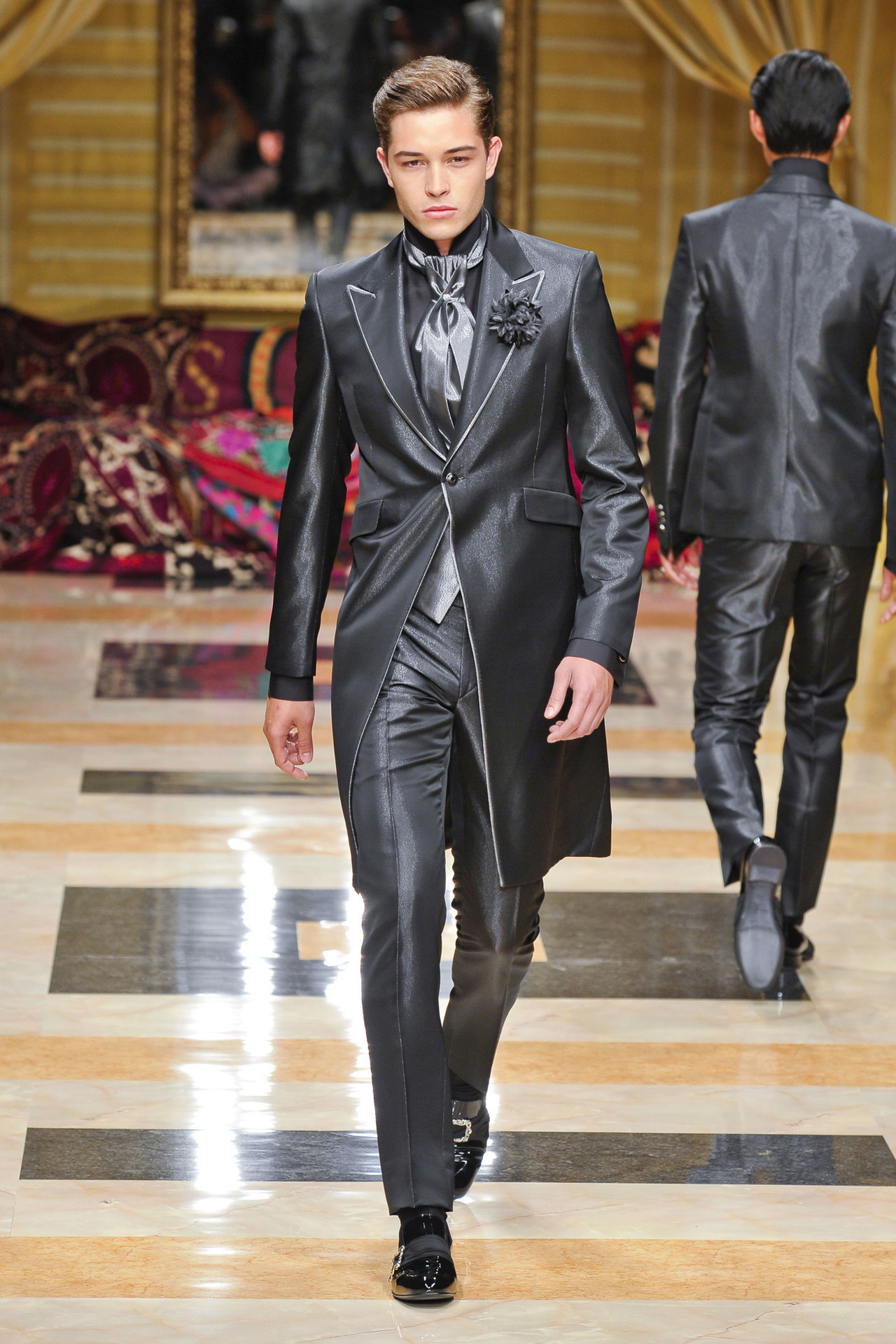 Francisco Lachowski for Carlo Pignatelli SS 2013