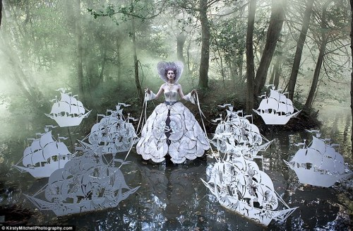 Wonderland by Kirsty Mitchell)
