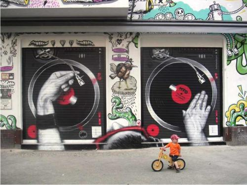 MTO (Graffiti Street Art)