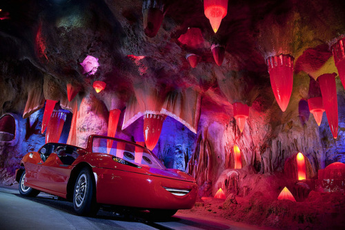 everythingisdisney: Cars Land rides by insidethemagic on Flickr.