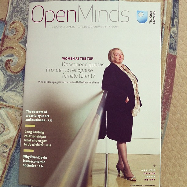 I've been looking forward to receiving this. :D #openuniversity #ou (Taken with Instagram)