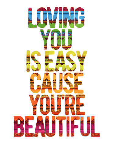 loving you is easy *