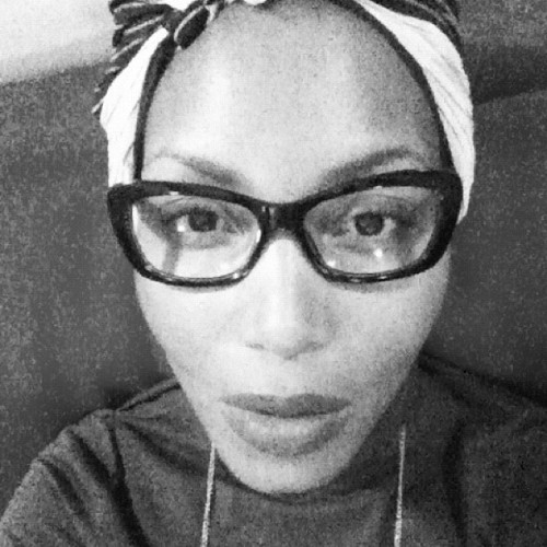 #Turban wrapped #geek chic. #tumblr  (Taken with Instagram)