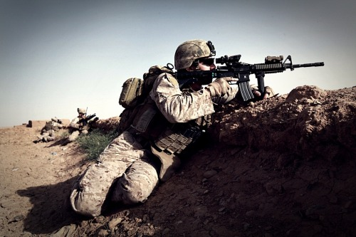U.S. Marine Corps photo by Cpl. Isaac Lamberth.