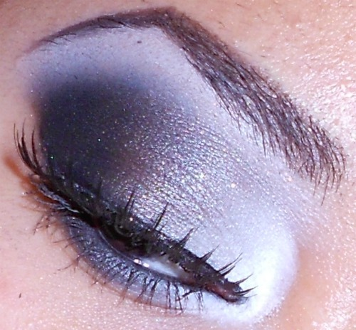 E.L.F Quad in Drama Tutorial @ http://www.youtube.com/user/makemeupbywhitney