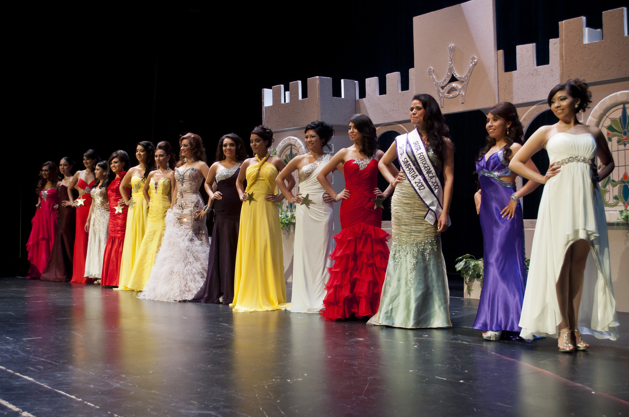 I was able to photograph the Señorita Fiesta Del Sol Beauty Pageant yesterday. It was an interesting experience to say the least. More images to come