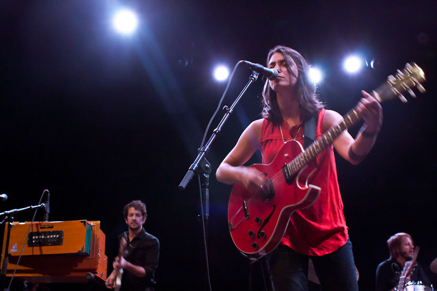 I saw Sharon Van Etten at Union Transfer in Philadelphia last week and it was one of the best shows I've been to in awhile. Check out my writeup for JUMP here.