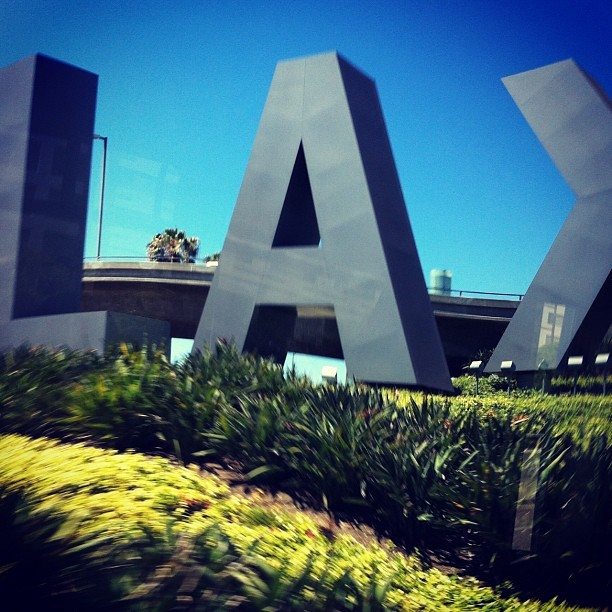 LAX to SIN to JKT t-3 hours YAY! #travel (Taken with Instagram at Los Angeles International Airport (LAX))  Correction* LAX to Narita (Japan) to Singapore to finally Jakarta ;)