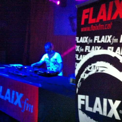 #flaixfm #manellopez #party #dj #live #borgesblanques  (Tomada con Instagram)