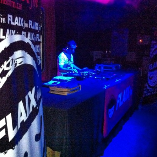 #manellopez #borgesblanques #party #live #dj  (Tomada con Instagram)