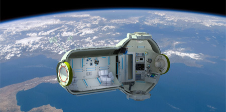 thecreatorsproject:  Is the world's first space hotel is opening in 2016?