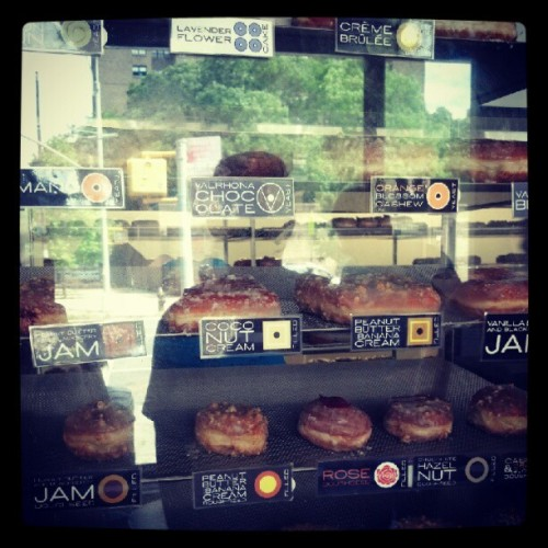 Donut Plant NYC (Taken with Instagram)