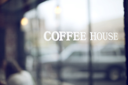 thatcoffeehouse:  That   I don't like coffee but I love the atmosphere of cafes.
