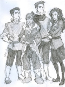 burdge:  group pic because i am SO excited for season 2. :3 using an old scanner now that i'm home blegh.