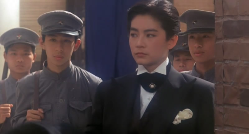 More Pride fun: Brigitte Lin in Peking Opera Blues.