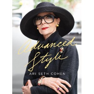 Hello, everyone!  Sales of our good friend, Ari Seth Cohen's, Advanced Style, have gone through the roof since its release a month ago.  In addition being sold out at Off Broadway Boutique, it has been selling out at many stores around the world.  It is quite a success story for a book that was borne from being inspired by my style, which explains how a few international visitors became our newest customers. Our first round of international customers stopped by our shop a week before to meet me, along with Blanche, as they had first come across us on our blog.  While I had missed them that day, three London-based tourists stuck around to see the fabulous fashions that inspired Advanced Style.  Although the book was sold out in their hometown, they had taken advantage of their trip to New York City by snagging a copy to bring back home with them. A pair of women from Amsterdam followed a few days later when they decided to visit the store after seeing me in the book.  While one was visiting from Mississippi and had heard about the book through a featured article in her local newspaper, another flew in directly from Amsterdam after buying the last copy of Advanced Style at a book signing party.  After meeting up in New York while on vacation, they decided to stop by our shop to meet me.  Although, I wasn't there that day, either, they did find plenty of fashionable treasures in our regular merchandise and reruns consignment departments.  We at Off Broadway Boutique are on our third reorder of Ari Seth Cohen's book, Advanced Style, and will update you on Twitter when we receive more in stock.  In addition, you can definitely stop by our store to purchase your copy, as yours truly will be on hand to sign it for you.