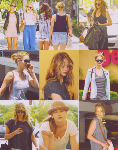 Basically a load of candids from June