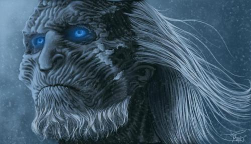 gameofthrones:  White Walker