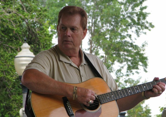 Country great Jimmy Phair performs live in Gore Park in Elmira, Ontario, today at 7:00pm,. This is part of the Lynn Russwurm's Elmira Summer Concert series.