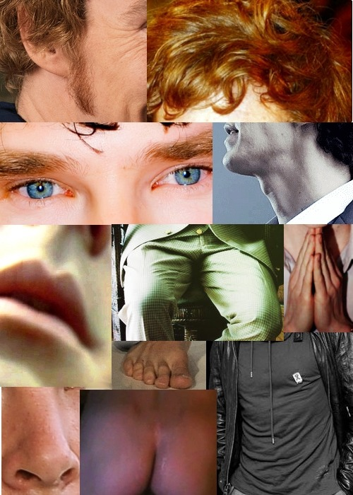 Benedict Cumberbatch… every single part of this man is an exquisite piece of art to drink in…