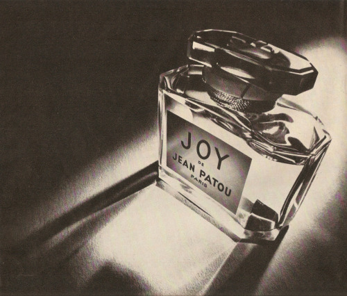 There is only one Joy..the costliest perfume in the world. 1969 Ad