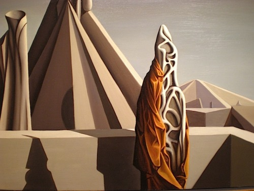 Kay Sage, Too Soon for Thunder (1943)