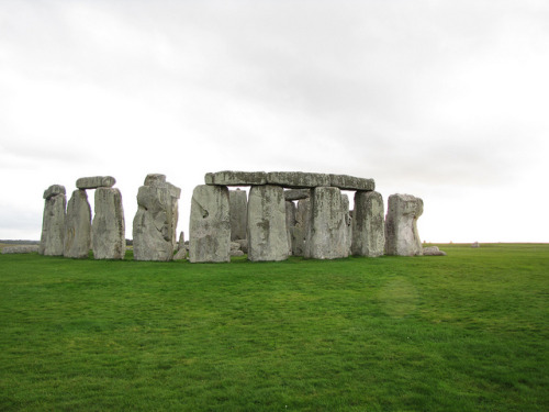 "Possible new explanation for Stonehenge existence warm, fuzzy Is unity behind the statues? The new theory for this mysterious circle of statues claims that the rocks represent bringing the cultures of the area together. ""Stonehenge itself was a massive undertaking, requiring the labor of thousands to move stones from as far away as west Wales, shaping them and erecting them. Just the work itself, requiring everything literally to pull together, would have been an act of unification,"" said Mike Parker Pearson, study leader from the University of Sheffield. We may never know the true reason this monument was built — calendar or burial site are the two leading theories — but Pearson now suggests a bleeding-through of cultures. source Follow ShortFormBlog: Tumblr, Twitter, Facebook"