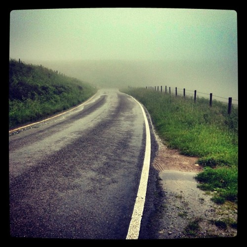#Landscape #Nature #LongRoads #Photography (Taken with Instagram)