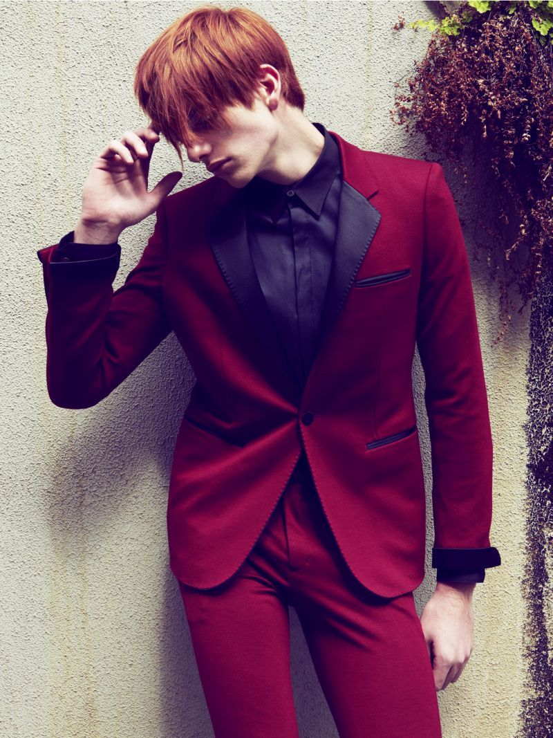 Daniel Ferreira by Takashi Osato for Fashionisto Exclusive