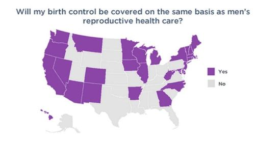 22 states will protect men's health more than women's health if Obamacare is overturned.
